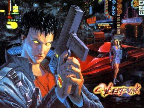 Cyberpunk, Juego de rol