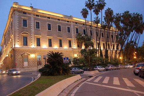 Palacio de la aduana, por JCSC