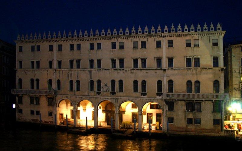 Fondaco dei Tedeschi, Venecia