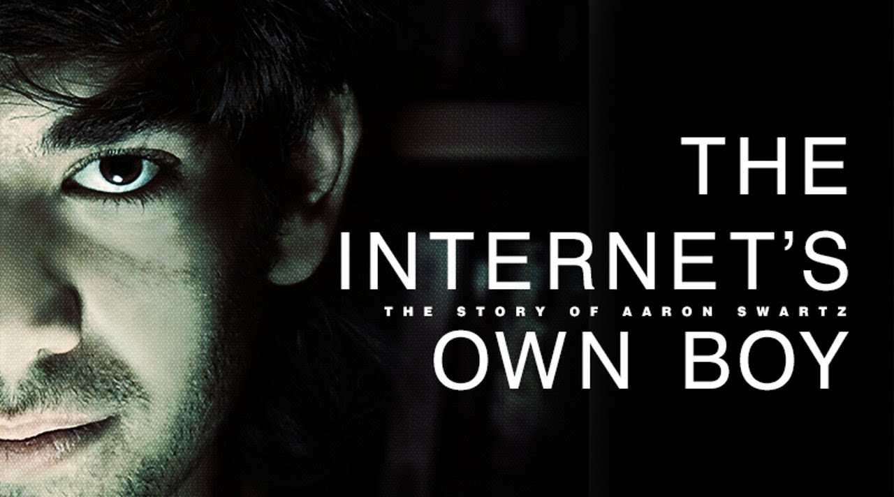 Aaron Swartz, Internet's Own Boy