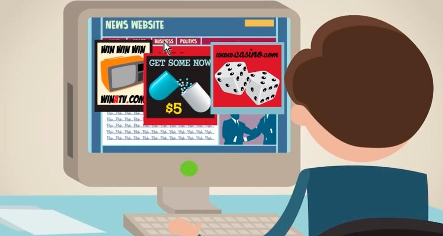 Publicidad y ransomware