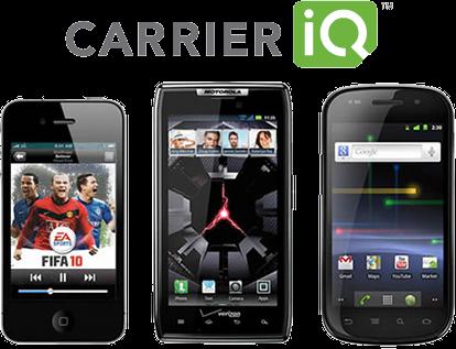 Carrier IQ, en tu móvil aunque no lo sepas