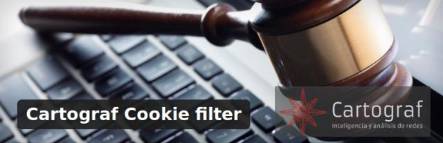 Cookie filter, plugin de WordPress para ley de cookies
