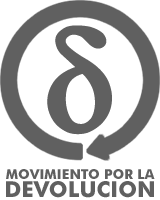 Logotipo del Movimiento por la devolución