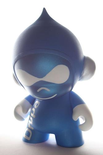 Mascota Drupal