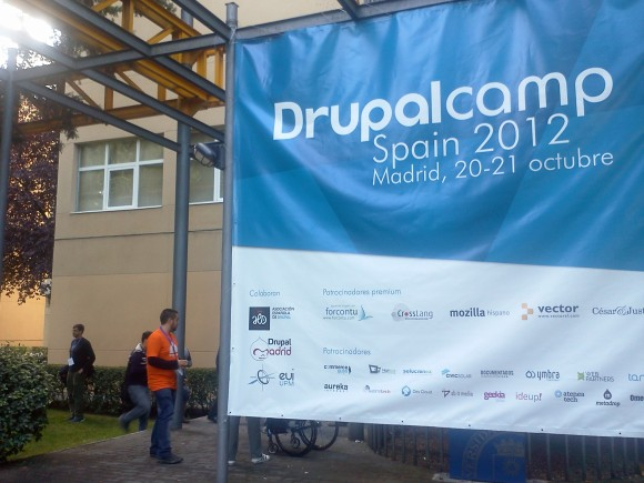 DrupalCamp 2012