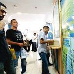 Oficina de empleo en Tunez