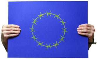 Europa, jardín vallado