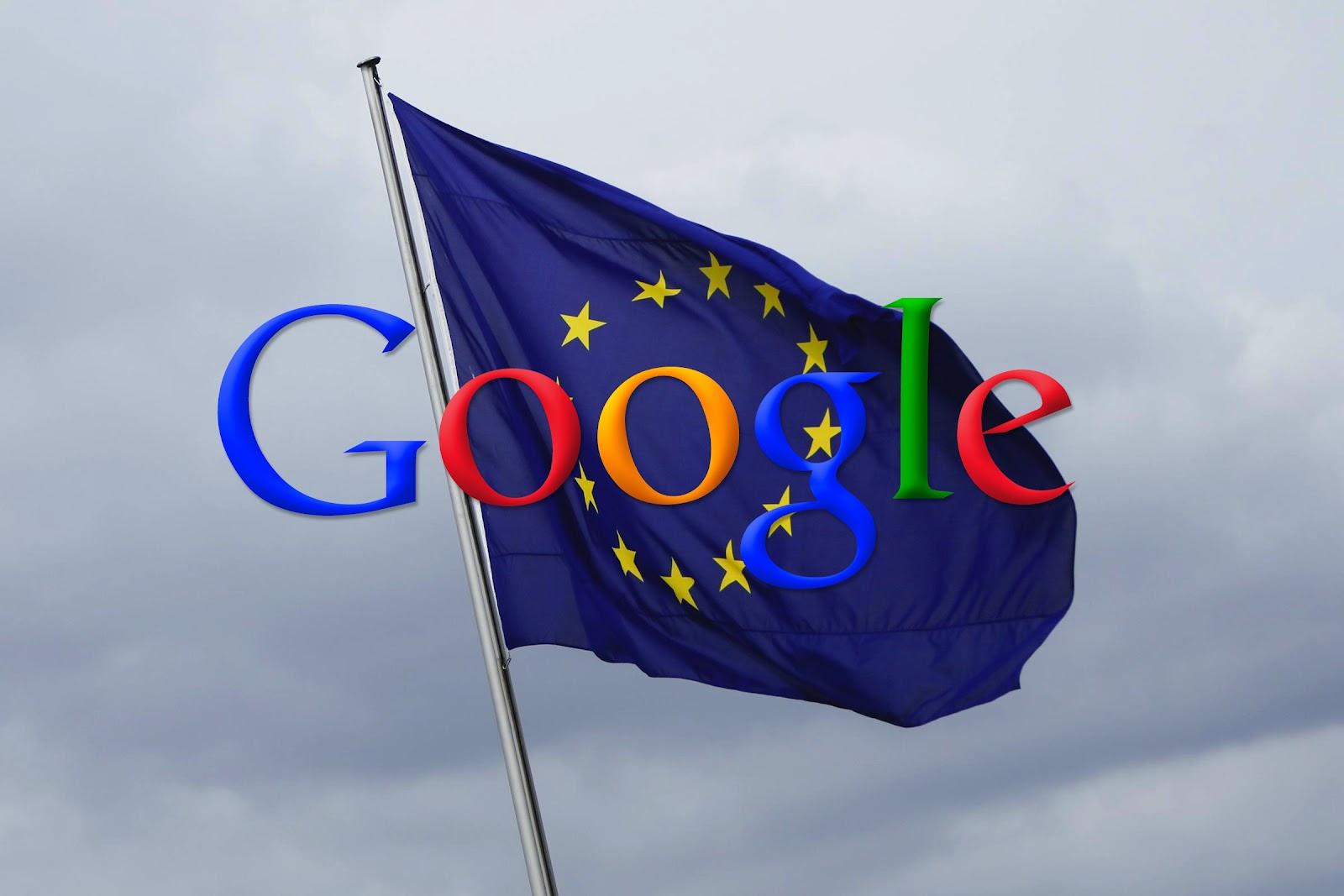 Europa vs Google