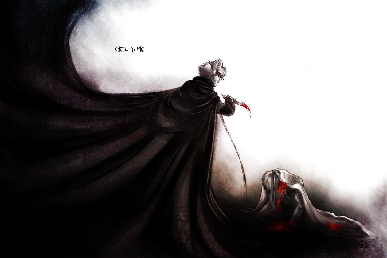 Kneel to me, by Kiki SSH