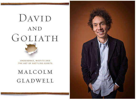 Malcolm Gladwell, David and Goliath