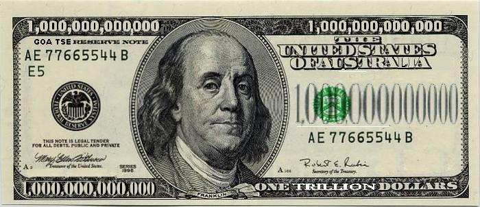 El problema del billón de dólares