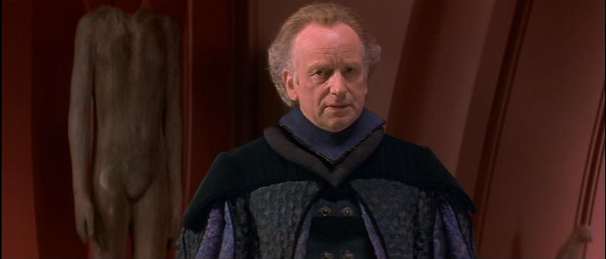 Senador Palpatine, parecía buena idea