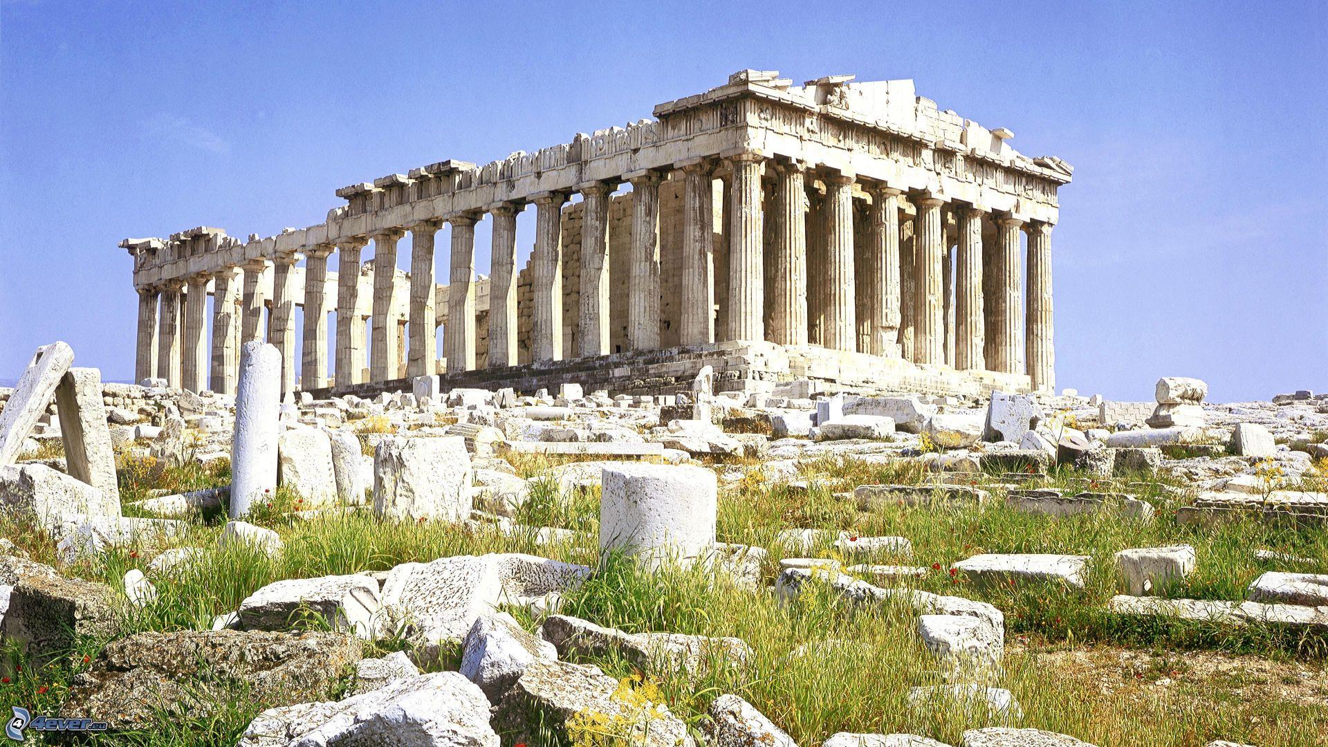 Partenon, Grecia