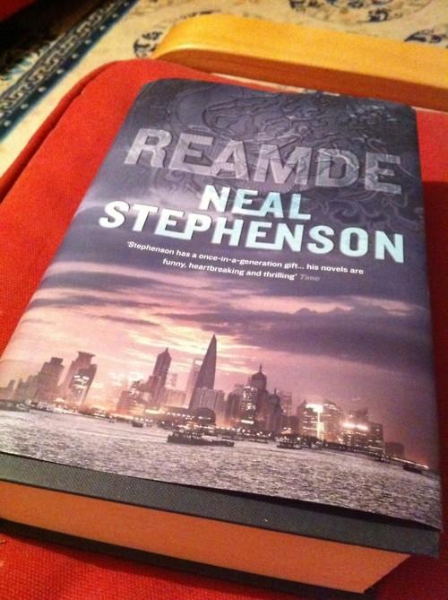 Reamde, de Neal Stephenson