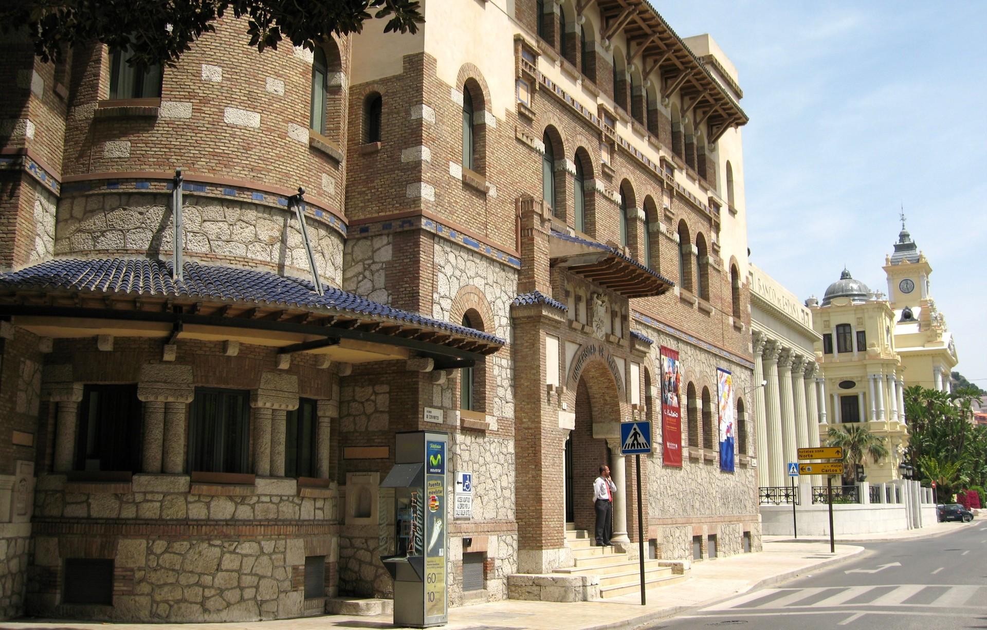 Rectorado de la Universidad de Málaga