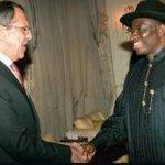 Encuentro Rusia-Nigeria