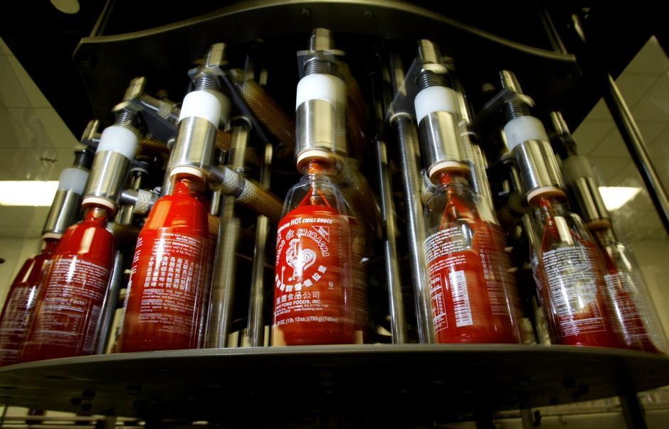 Sriracha, de Huy Fong Foods