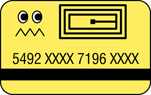 No al RFID en las tárjetas de crédito