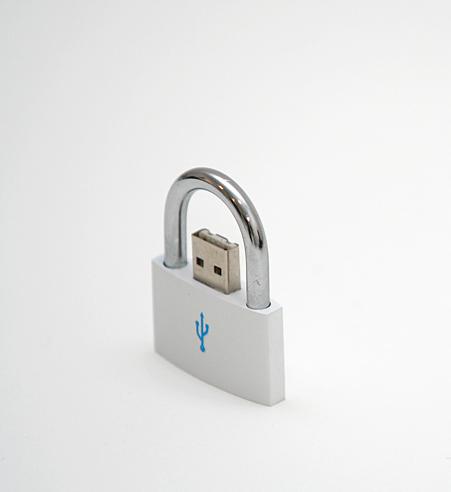 USB protegido