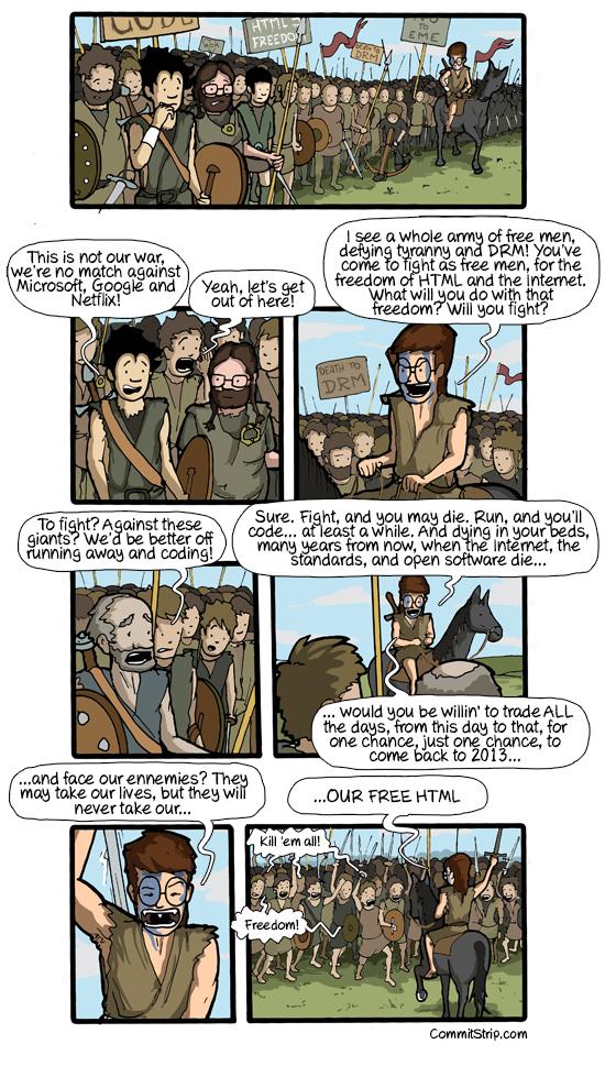 Wallace, Free HTML